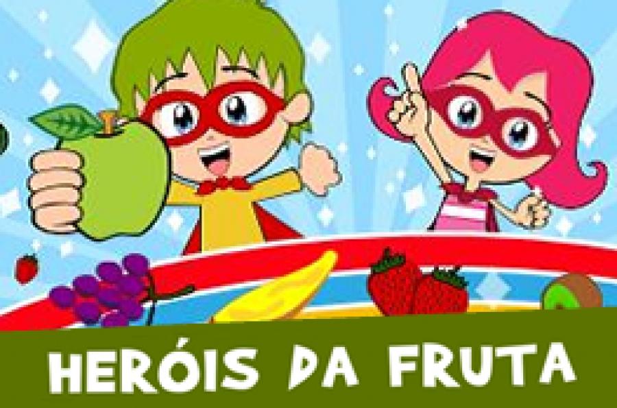 Resultado de imagem para Heróis da Fruta