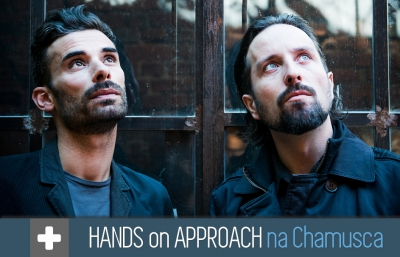 Hands on Approach no Cineteatro