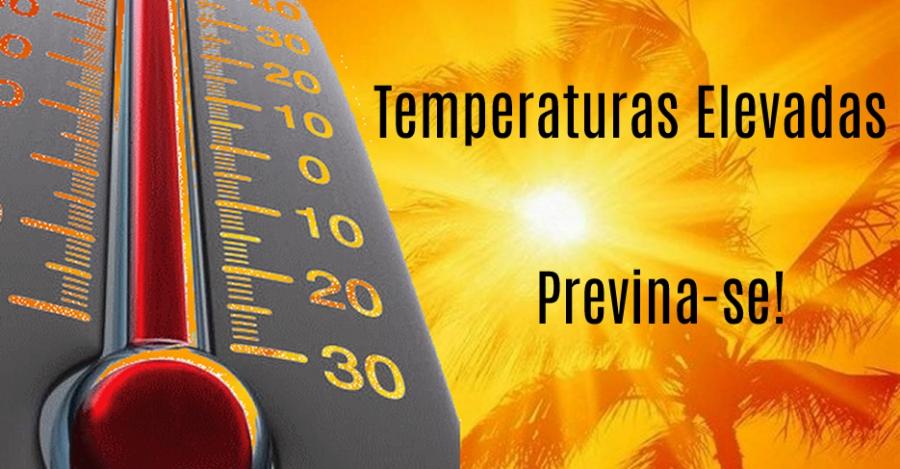 Resultado de imagem para Temperaturas Elevadas Para Os Próximos Dias